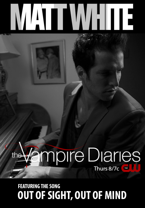 matt white vampire diaries